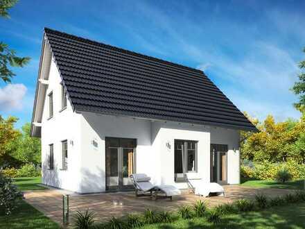 Einfamilienhaus in Massiv-Bauweise inklusive Grundstück nahe am Plauer See