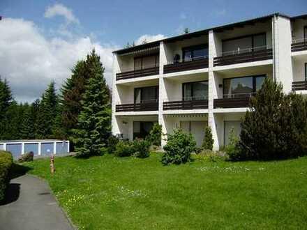 Gepflegte 1-Zimmerwohnung mit Blick ins Grüne