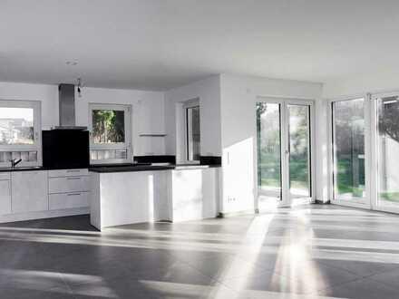 Exklusive 3,5-Zimmer-Wohnung in Mühltal mit Garten und Einbauküche