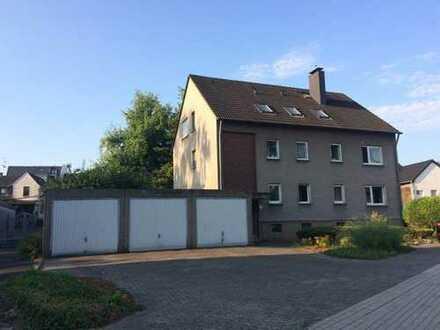 Helle Souterrain-Wohnung mit separatem Eingang