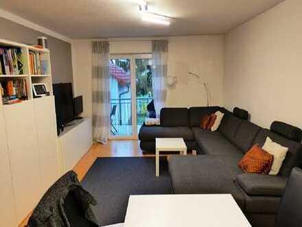 Aufgepasst - Moderne und gut geschnittene 3-Zimmer-Wohnung mit Terrasse und Duplex-Parker in Forst
