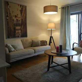 ++Erdgeschoß mit Terrasse und Garten++2 ZKB++modern++energieeffizient
