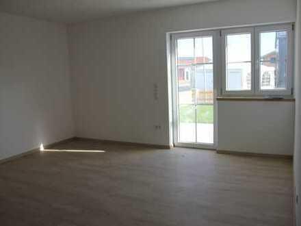 Erstbezug mit T errasse: ansprechende 1-Zimmer-EG-Wohnung in Marktoberdorf erdorf