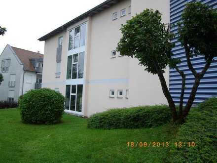 Ruhige 1-Zi. Wohnung mit Balkon, Keller und TG-Stellplatz