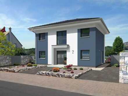 2 Vollgeschosse - Kleine Stadtvilla - wunderschön - Ausbauhaus - mit Baugrund