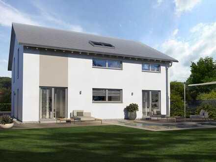 Familienfreundliches Grundstück - Flexibler Familientraum mit Home Office!