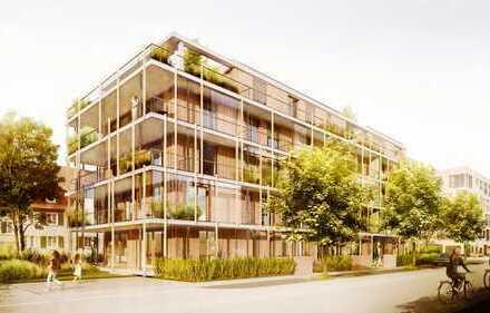 Innovativer Lifestyle im Neubau EVERGREEN - Top Penthouse mit Lift, 2 Terrassen, EBK und TG!