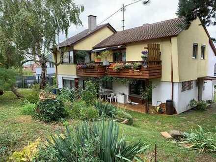 Einfamilienhaus mit großem Garten in Besigheim
