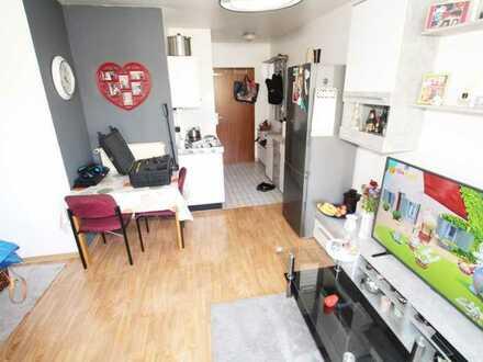 1 Zimmer 26qm Wohnung in Mannheim zu vermieten