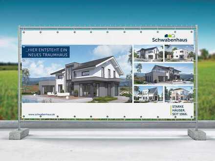 Baugrundstück für eine Doppelhaushälfte