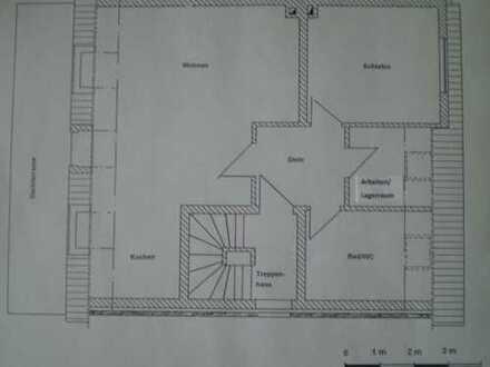 Sehr schöne, gepflegte 2,5-Zimmer-Dachgeschosswohnung zur Miete in Düsseldorf