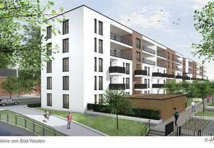 Erstbezug mit Balkon: schöne 2 - 6-Zimmer-Wohnungen in Augsburg