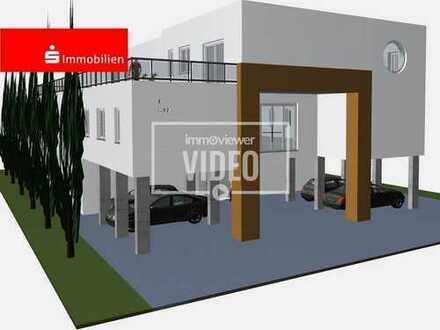 1 Gewerbegrundstück mit Neubauplanung - 3 mögliche Optionen - SIE können entscheiden!