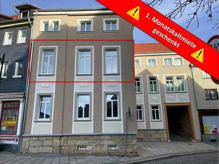 Erstbezug! Gemütliche 2-Raum Wohnung im Herzen von Bleicherode