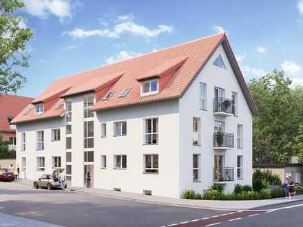 Speyer-Living: Großzügige 2-Zimmerwohnung mit Südbalkon!