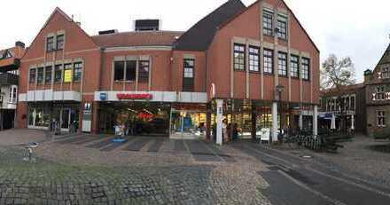 Einzelhandelsfläche im Stadtzentrum zu vermieten