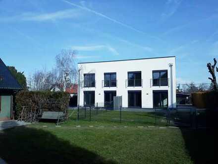 ERSTBEZUG- geräumige Energieeffizienz KFW 55 Doppelhaushälfte mit fünf Zimmern in Leipzig