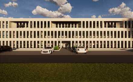 500-1000 m² aussergewöhnliche Büro-, Praxis- Technologiefläche im neuen Business-Center II !!!