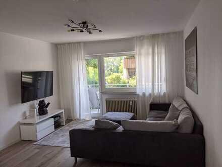 Meiss Unternehmensgruppe ! Eschborn - Hübsche 3 Zimmer EG Mietwohnung mit Balkon