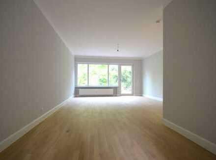 gemütliche, helle 2,5 Zimmer EG-Wohnung mit direktem Gartenzugang und Blick ins Grüne