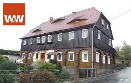 Liebhaberobjekt in Seifhennersdorf- höchster Wohnkomfort auch für zwei Familien