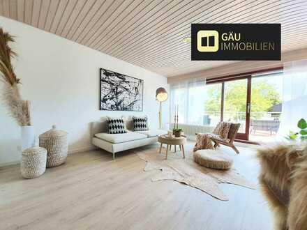 *Reserviert*Frisch renovierte 3-Zimmer-Dachgeschosswohnung in ruhiger Pforzheimer Lage!
