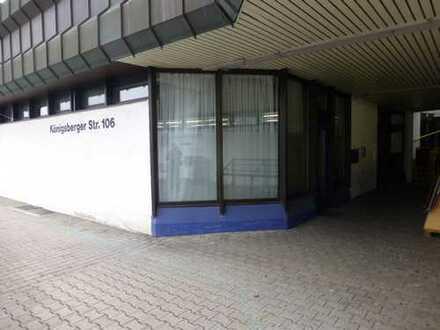 Schöner Laden/Büro/Lager in Ehningen, Königsbergerstr.106, KM 400€+ NK + 19%MWST