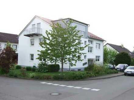 Schöne 4,5 Zimmer EG Wohnung (123m²) in Baltringen zw. BC & Lph, Garten, Lehmofen, EBK, Garage