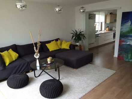 Schöne neu modernisierte 4-Zimmerwohnung in Denkendorf