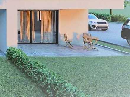 3-Zimmer Erdgeschosswohnung mit kleinem Garten!