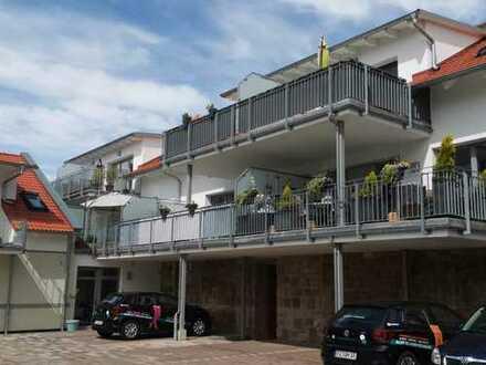 Fritzlar-Zentrum: Eigentumswohnung im Seibelshof