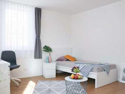Coole Maisonette WG mit offener Küche und Balkon