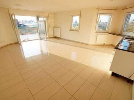 Homeoffice für Profis – Terrassenwohnung mit angeschlossener Bürofläche und separatem Büroeingang