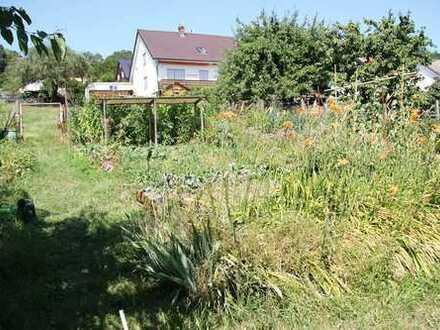Attraktives Grundstück für Häuslebauer oder Bauträger