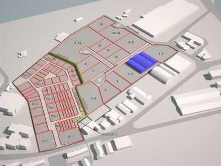Großzügiges GE - Grundstück für Handwerk - Büro - Produktion