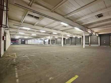KUNZE: PROVISIONSFREI!! Teilbare/s Kalthalle/Produktionslager in der Nähe vom Lindener Hafen