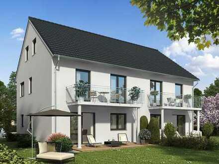 Neubau Reihenmittelhaus - ALLES aus einer HAND