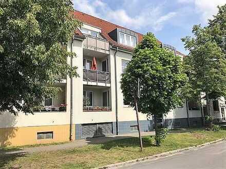 3-R-Wohnung mit Gartenanteil als Anlageobjekt in Bernau