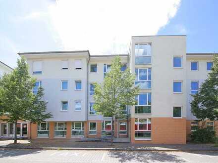 Sehr schöne und gepflegte, barrierefreie 3-Zimmer-Seniorenwohnung mit großem Balkon
