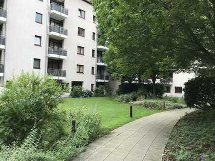 2-Zimmer-Wohnung mit Balkon in zentraler Lage in FFM-Gallus
