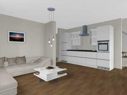 massiv gemauert - Wohnung C5