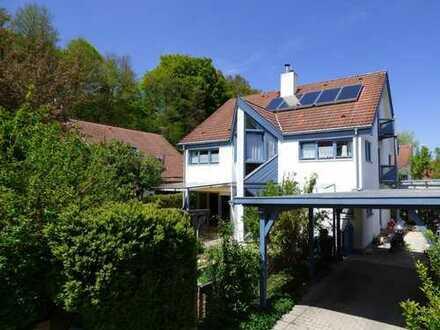 Freistehendes Einfamilienhaus in familienfreundlicher Ortsrandlage von Starnberg