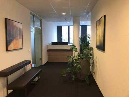 Für Anspruchsvolle: hochmoderne Büro/Praxisflächen in Hauptbahnhofs-Nähe !