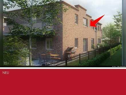 Individuelle Obergeschoss-Wohnung - KfW55 Standard in bevorzugter Lage von Gescher