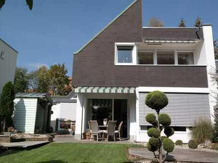 Schönes Haus, 7,5 Zimmer, Tiefgarage, gemütlicher Garten, Memmingen, 5 Min. zu Fuß in die Altstadt