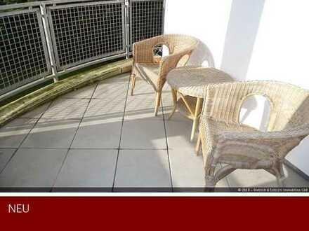 großzügiges 1,5 Raum Apartment mit Einbauküche und Balkon in Weitmar-Mark