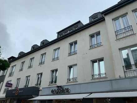 Freundliche Dachgeschosswohnung mit Altbaucharme im Herzen von Wesel