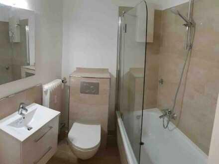 Möblierte und neu renovierte Wohnung mit allen Nebenkosten inklusive!