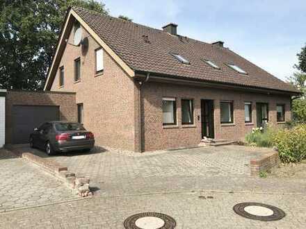 Saniertes 168m² - Reiheneckhaus mit 6 Zimmern, Sauna, Kamin, Garten und Garage in Sassenbeg