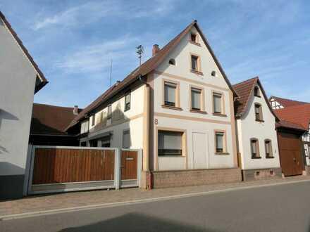 Kernsanierung erforderlich! Vielseitig nutzbares Anwesen in Rheinzabern